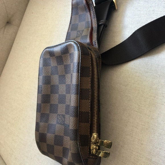 88e36c1a4a6a Louis Vuitton Handbags - Louis Vuitton Damier Ebene Geronimos Crossbody Bag